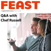 Feast Magazine Q&A