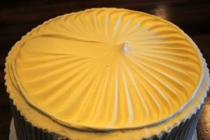 French Buttercream Cake